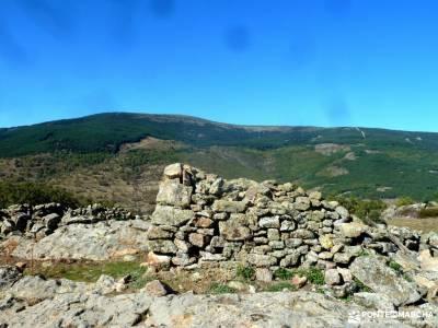 Sabinar y Valle de Lozoya; Rutas Madrid nivel basico rutas andando por madrid paseos sierra madrid